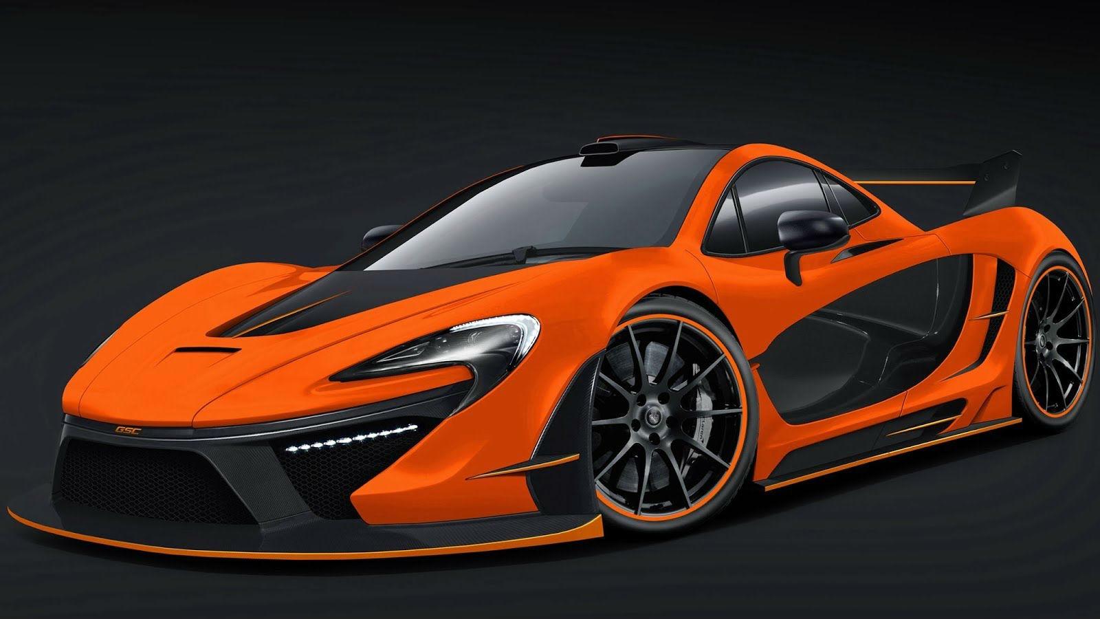 McLaren P1 German Special Customs 1