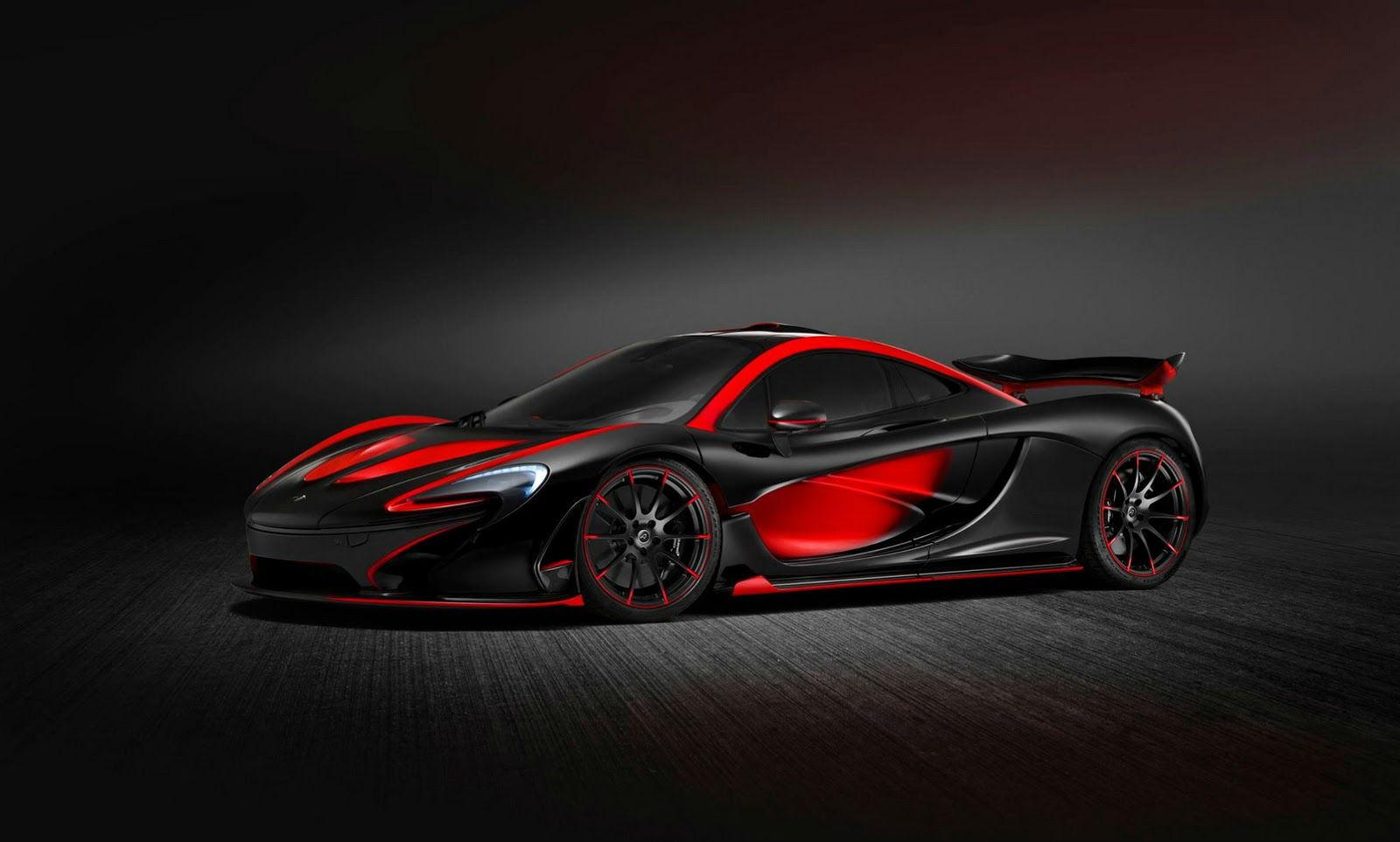 McLaren P1 MSO 1