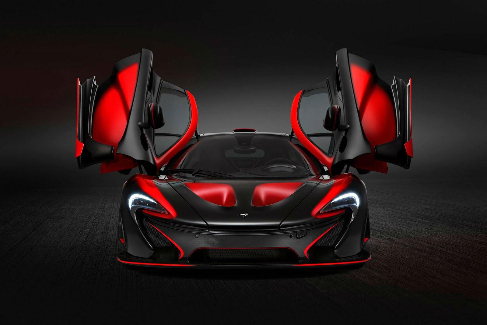 McLaren P1 MSO 2