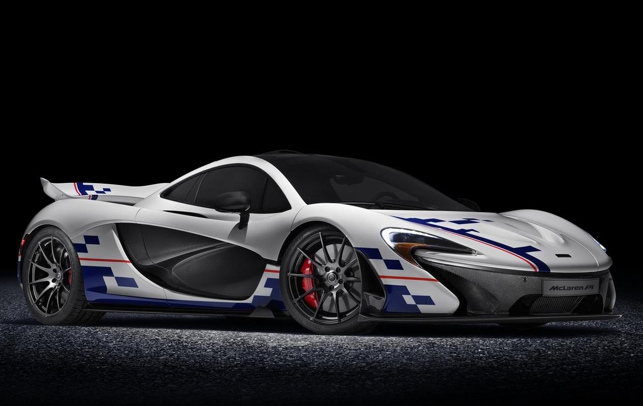 McLaren P1 Prost 1