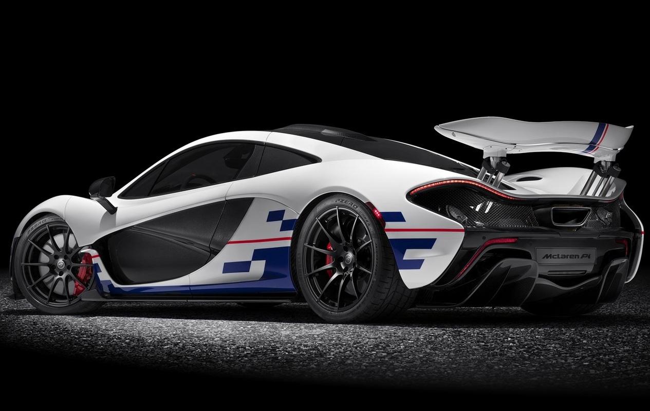 McLaren P1 Prost 2