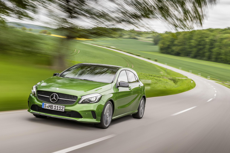 Mercedes Clase A 1