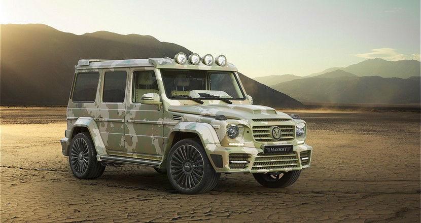 Mercedes-G63-AMG-Sahara-Edition