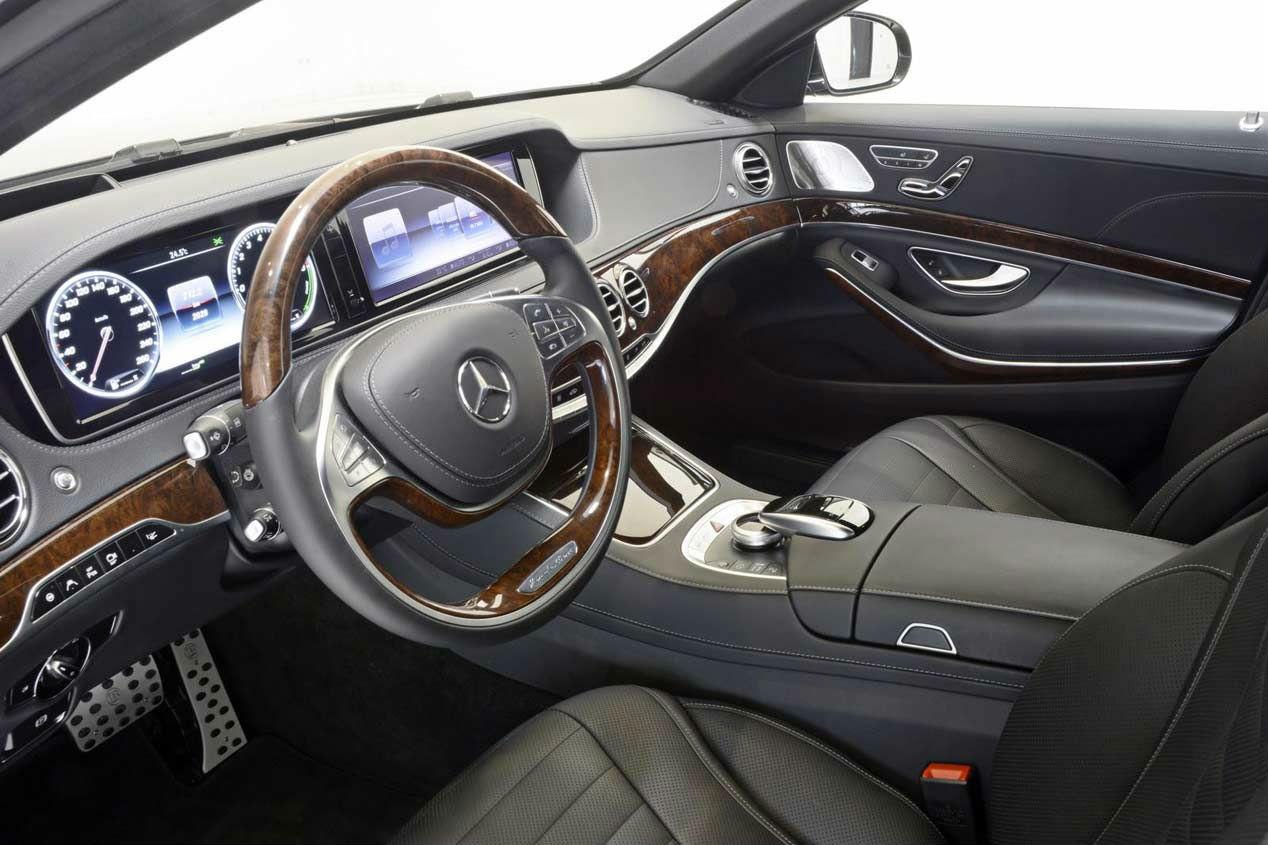 Mercedes S500 Plug-in Hybrid Brabus 2