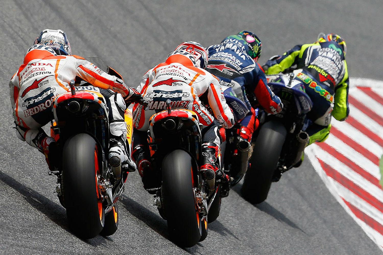 MotoGP Cataluña 2014