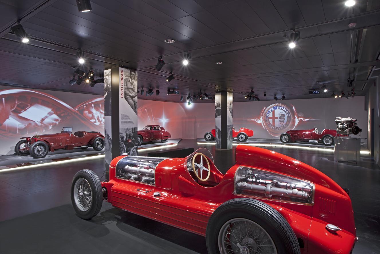 Museo Alfa Romeo 1