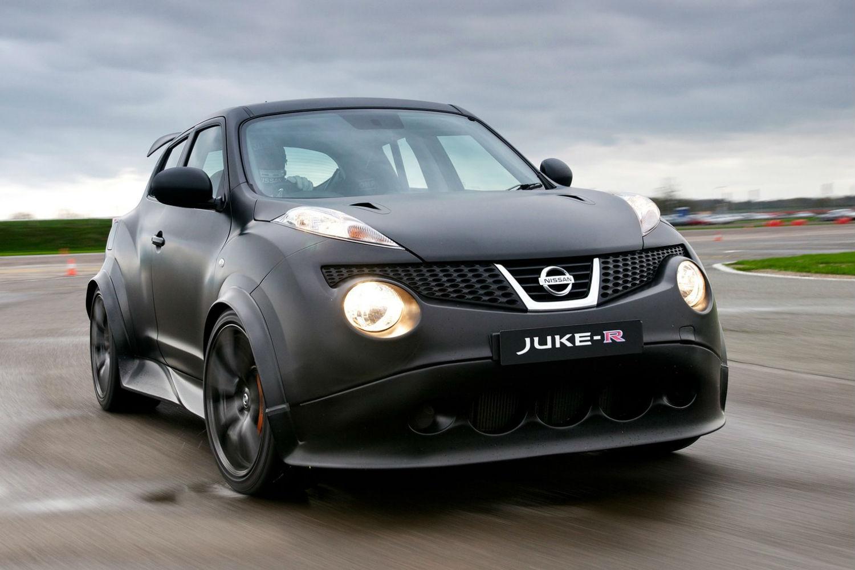 Nissan Juke R 3