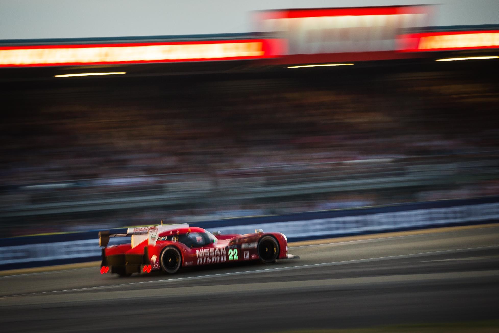 Nissan Le Mans 1