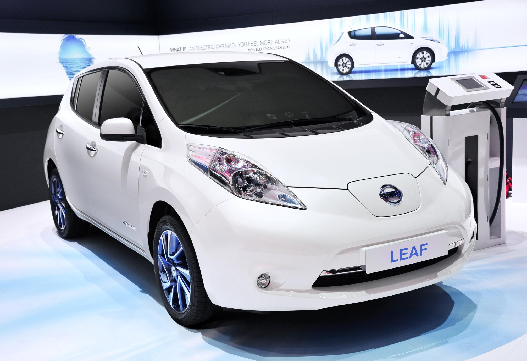 Nissan Leaf: apuesta por lo eléctrico