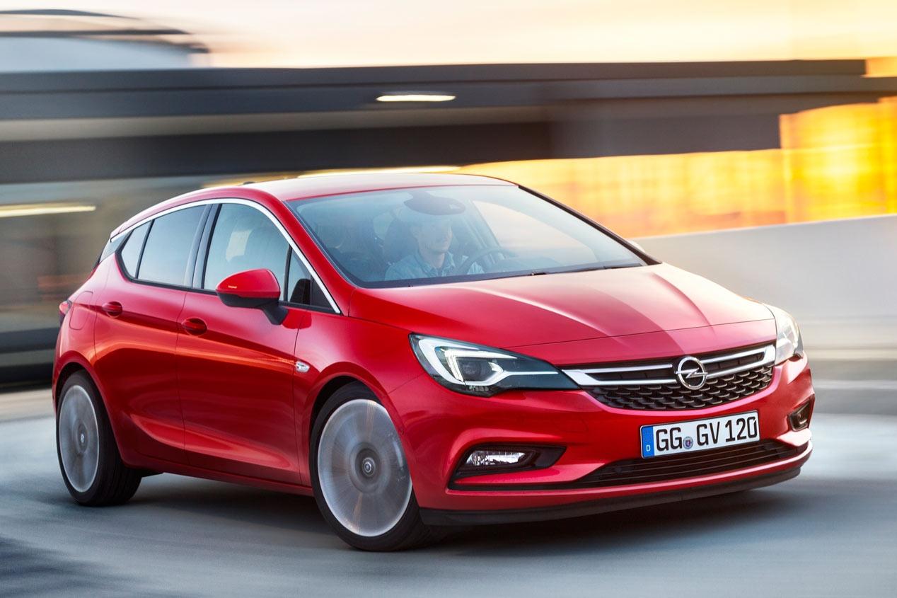 Nuevo Opel Astra: cuando nadie lo esperaba
