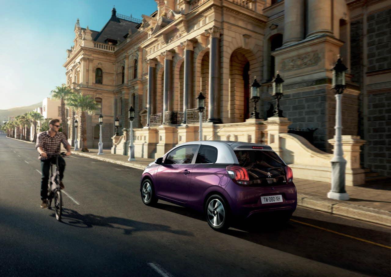 Peugeot 108 Dual 2
