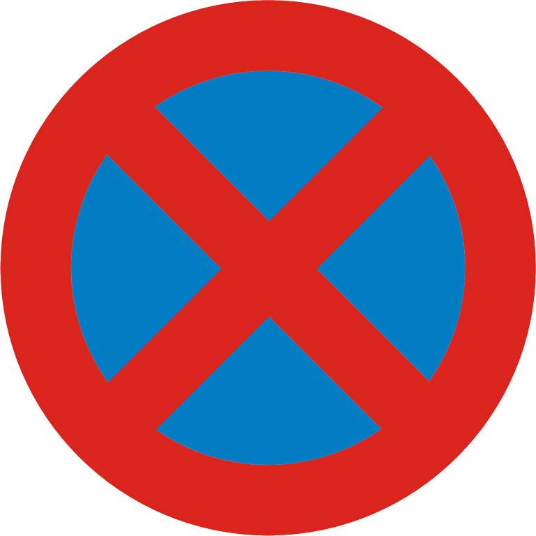 Prohibido aparcar y otras señales de tráfico - Prohibido parar y estacionar