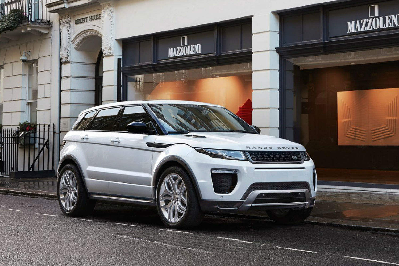 Nuevo Range Rover Evoque: los precios