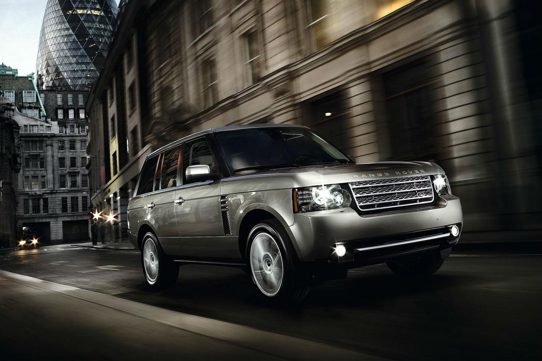 Range Rover cuarta generacion