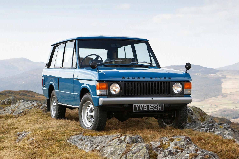 Range Rover primera generacion