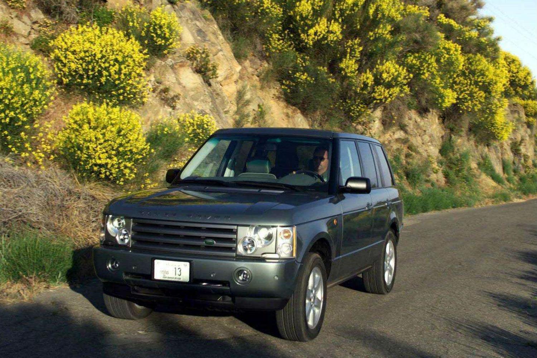 Range Rover tercera generacion
