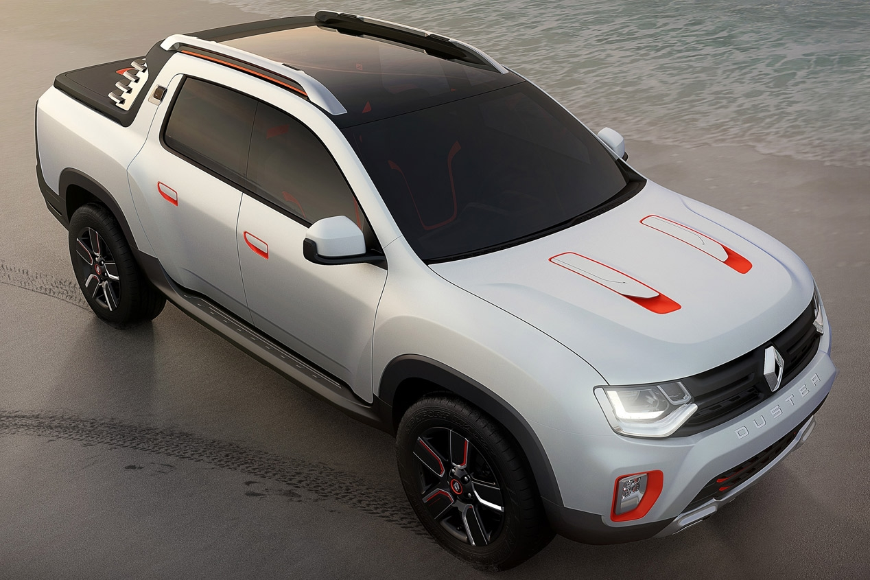 Renault Duster Oroch Concept 1