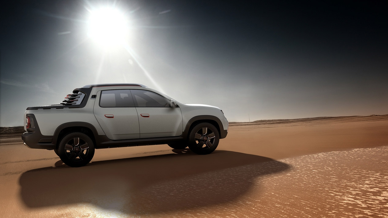 Renault Duster Oroch Concept 2