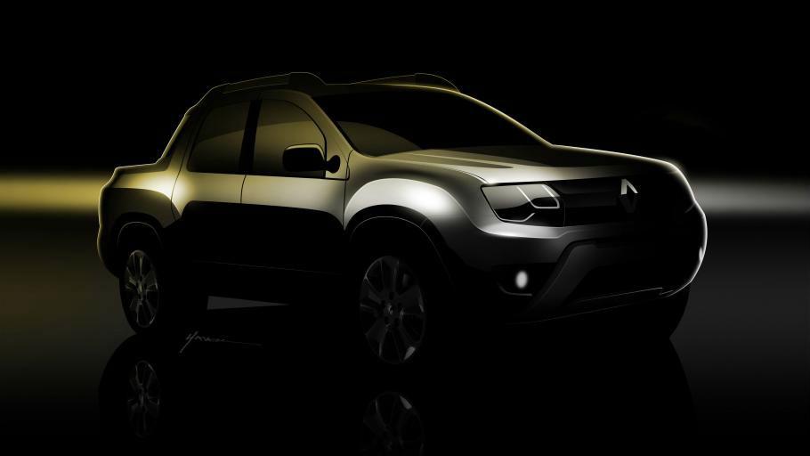 El Dacia Duster se transforma en 'pick up'