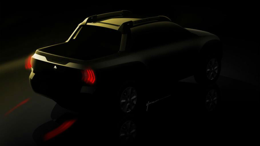 Renault Duster Pick Up 2