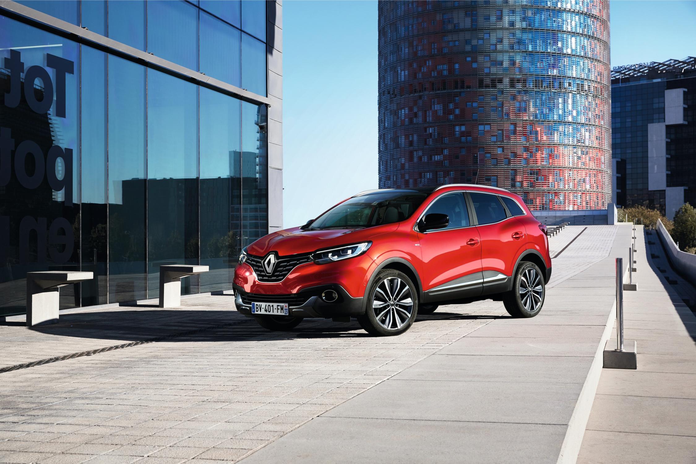 El Renault Kadjar ya está a la venta