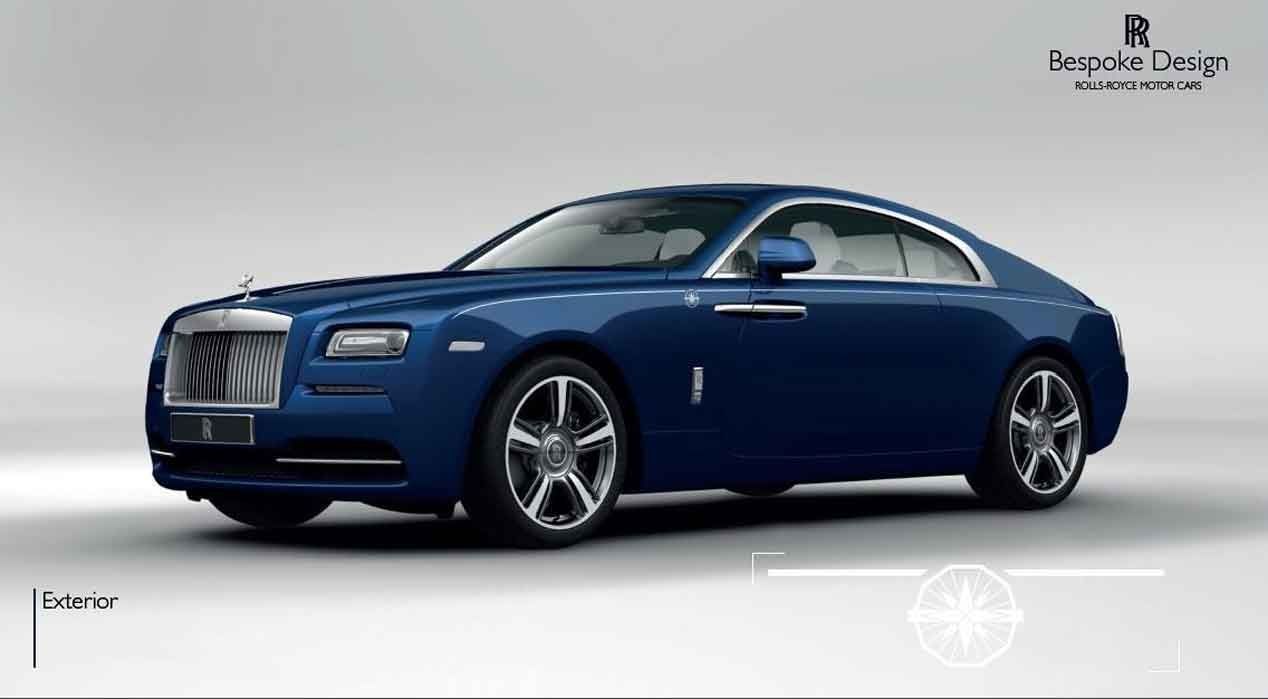Rolls Royce Wraith Porto Cervo 1
