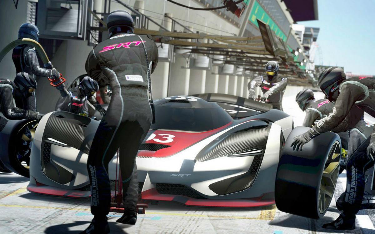 SRT Tomahawk Vision Gran Turismo 1