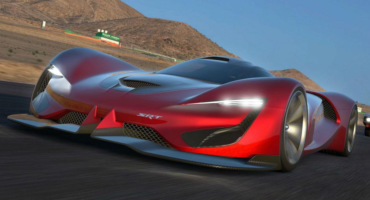SRT Tomahawk Vision Gran Turismo 3
