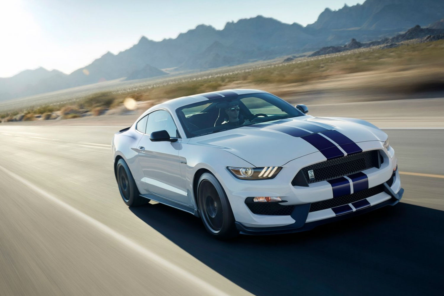 Shelby GT350 Mustang 1