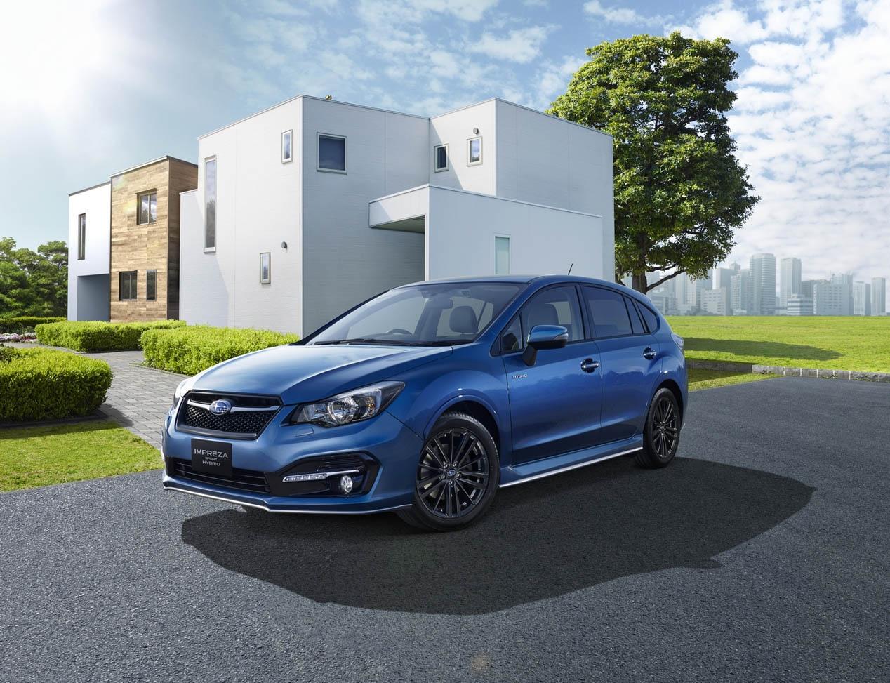 Subaru Impreza Sport Hybrid 1