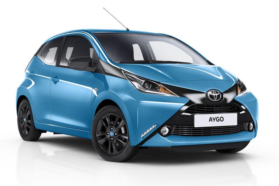Toyota Aygo X-Cite 1