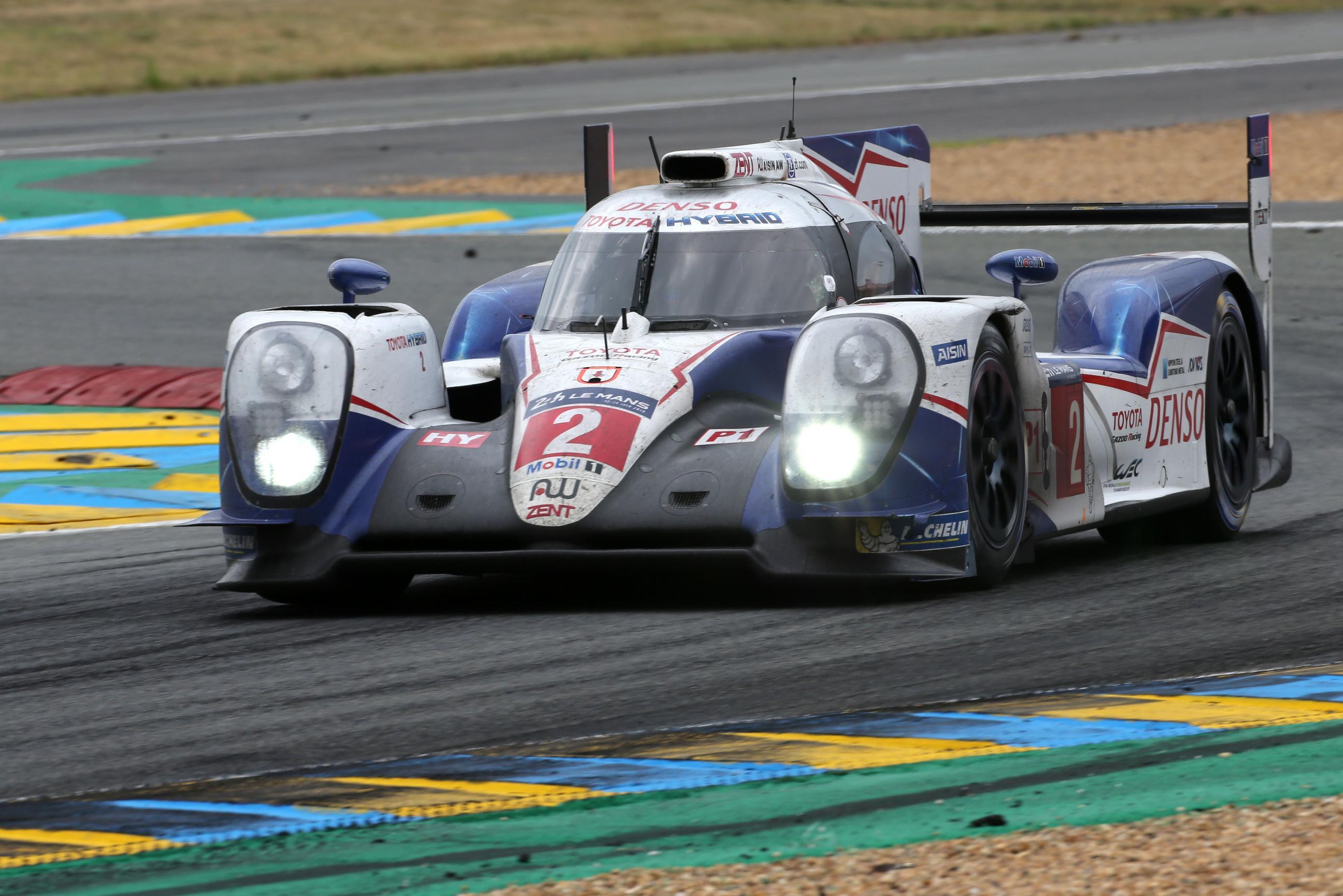 Toyota Le Mans 1