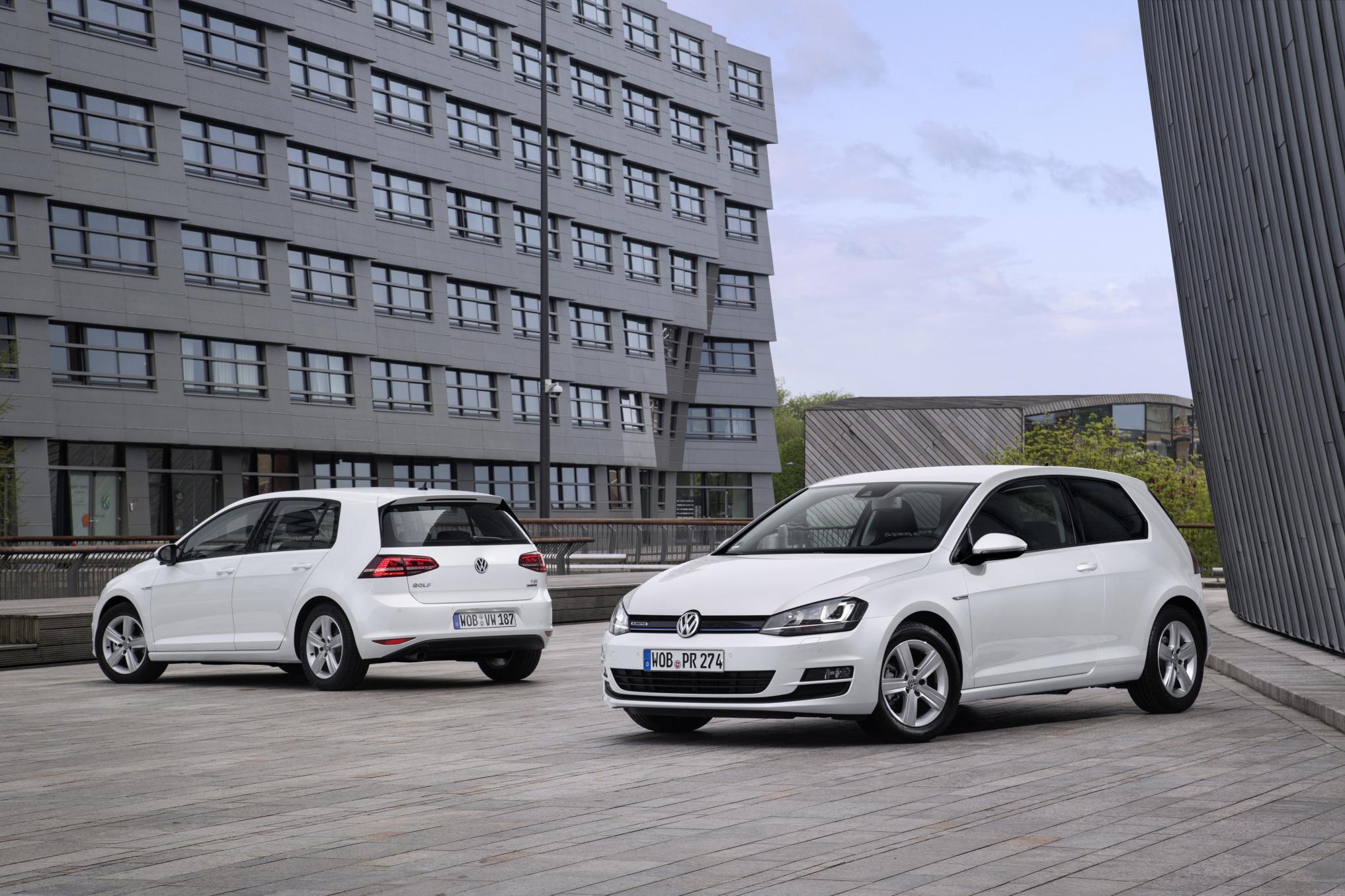 Volkswagen Golf TSI BlueMotion 1