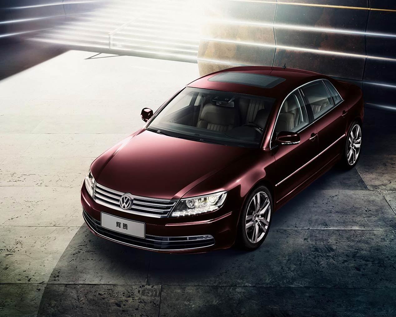 Volkswagen Phaeton: los chinos tienen prisa