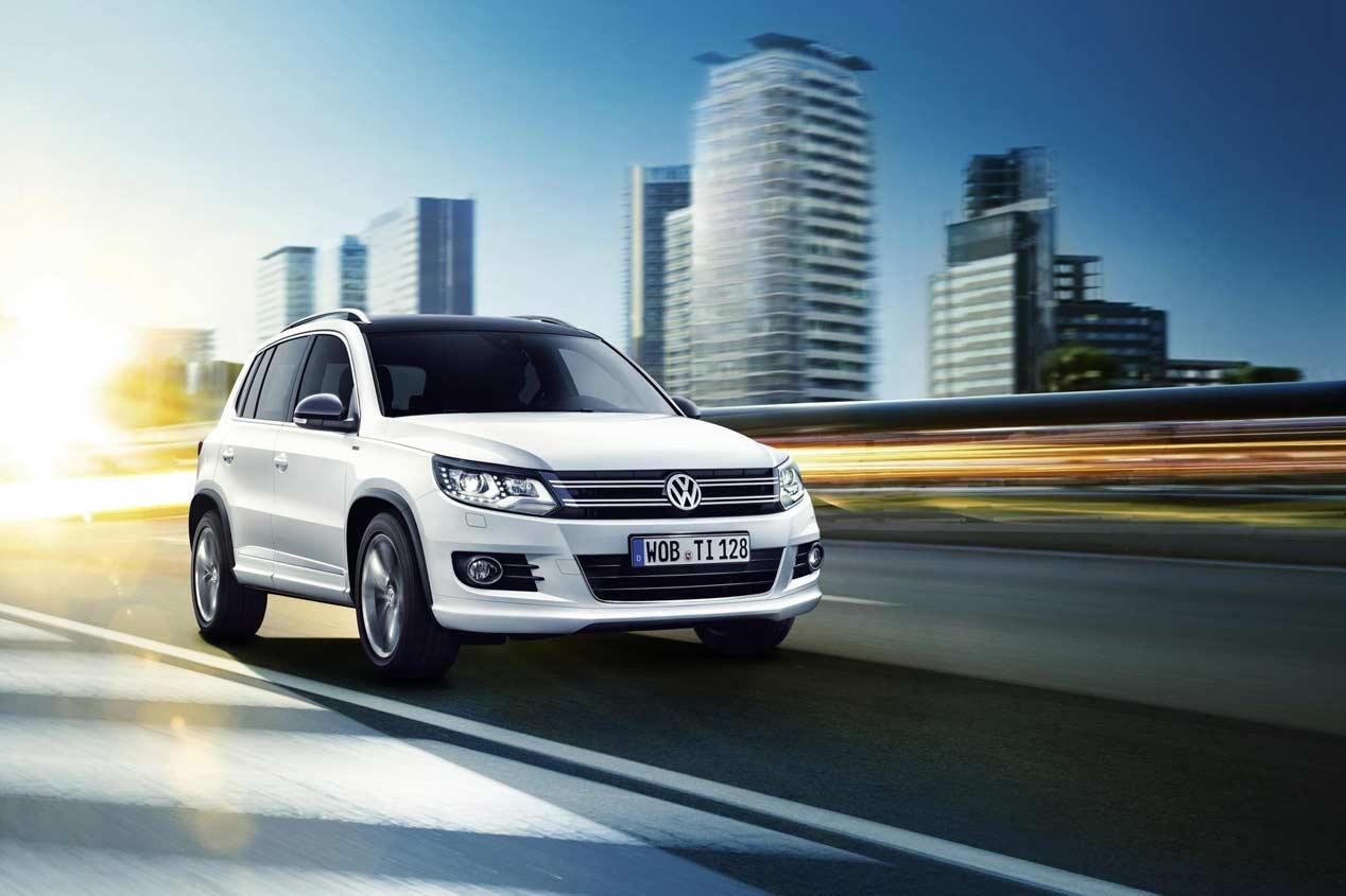 El Volkswagen Tiguan pega sus últimos coletazos