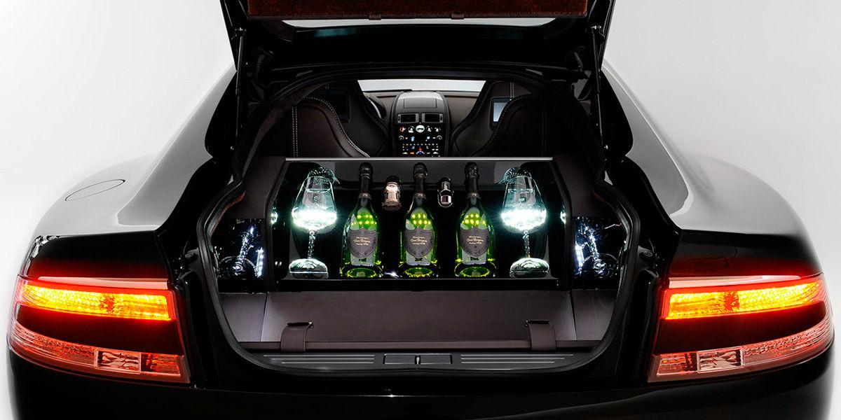 Aston Martin Rapide S Dom Perignon: para paladares finos