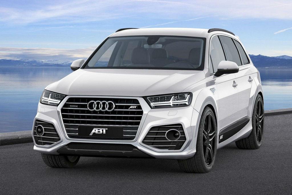 ABT, un enamorado del Audi Q7