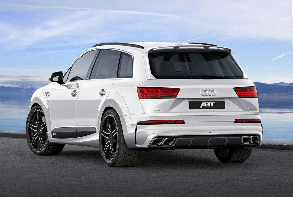 Audi Q7 ABT 2