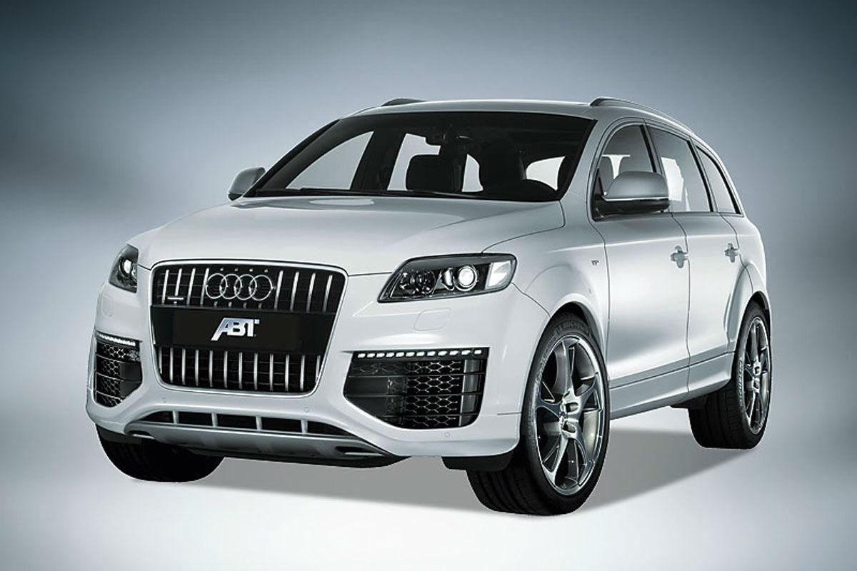 Audi Q7 ABT 3