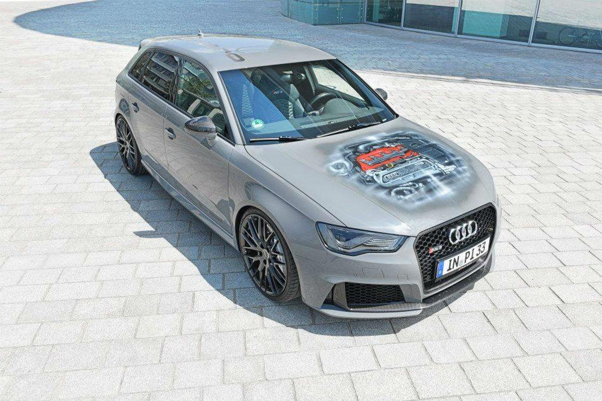 Audi RS3 Carbon Wheels 1