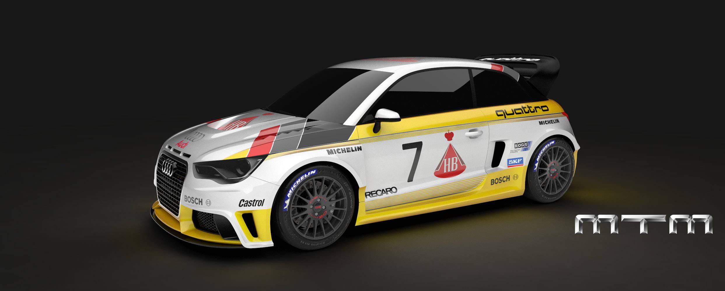 Audi S1 MTM 1