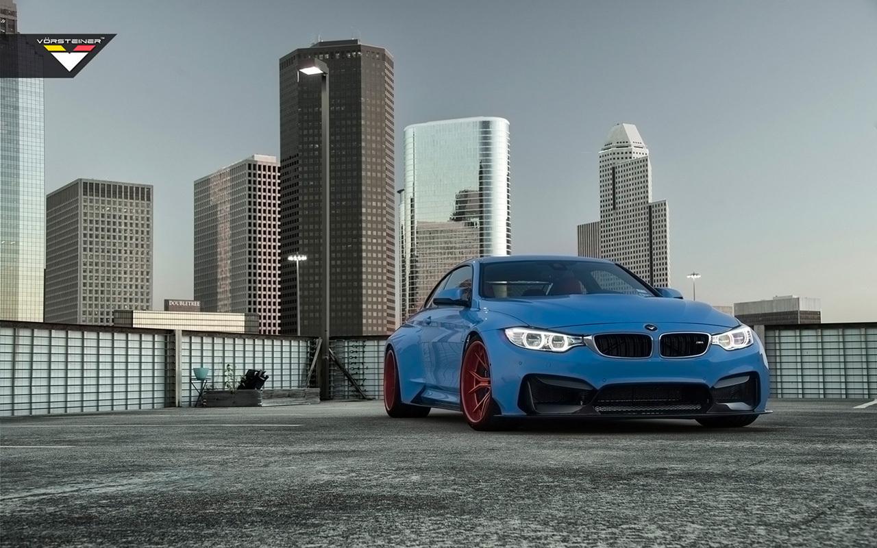 BMW M4 Vorsteiner 1