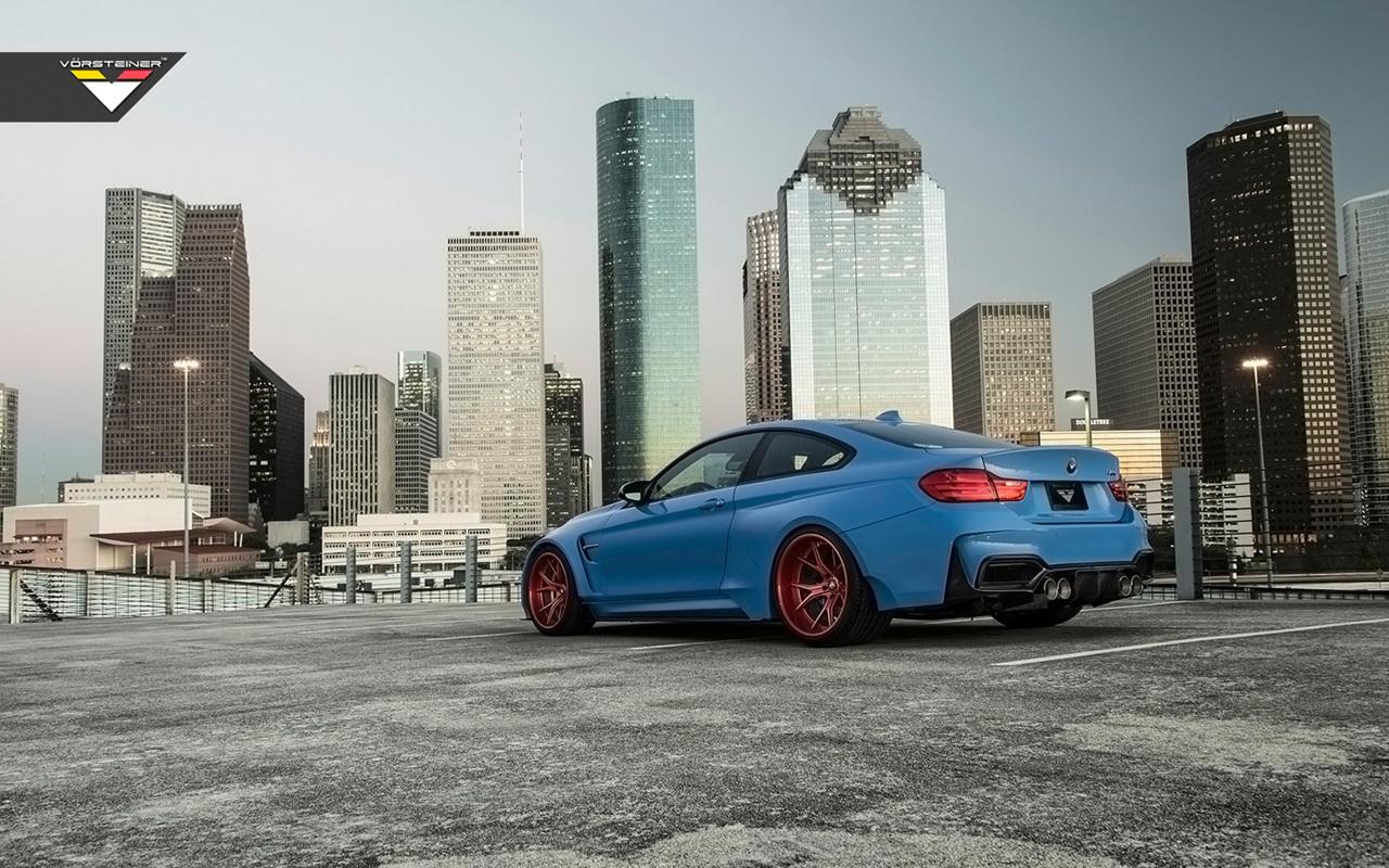 BMW M4 Vorsteiner 2