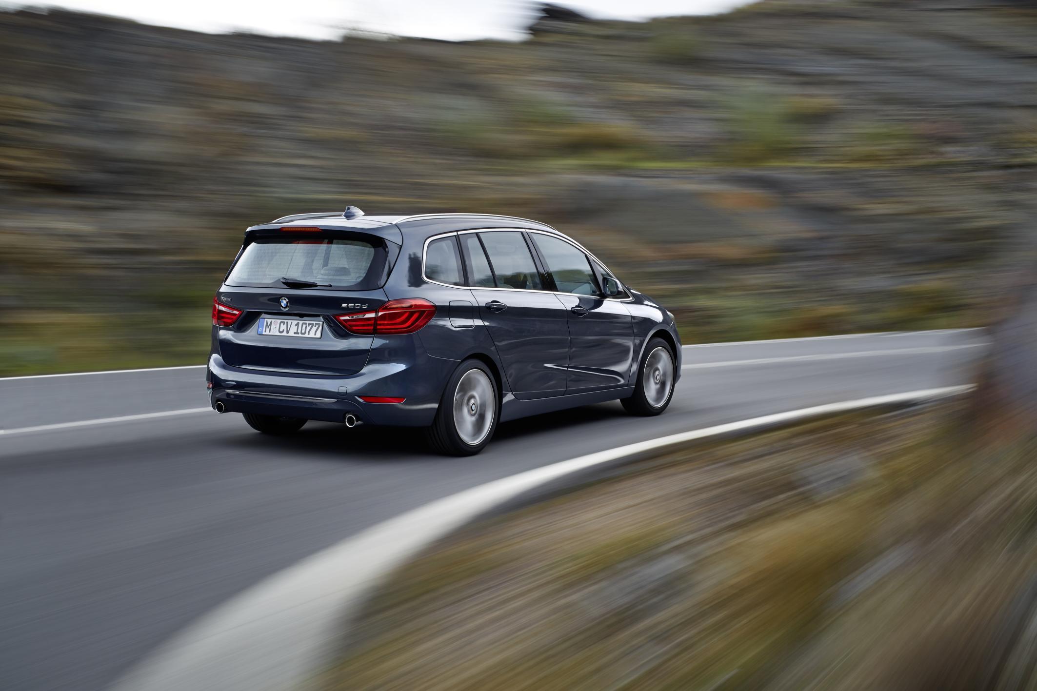 BMW Serie 2 Gran Tourer 2