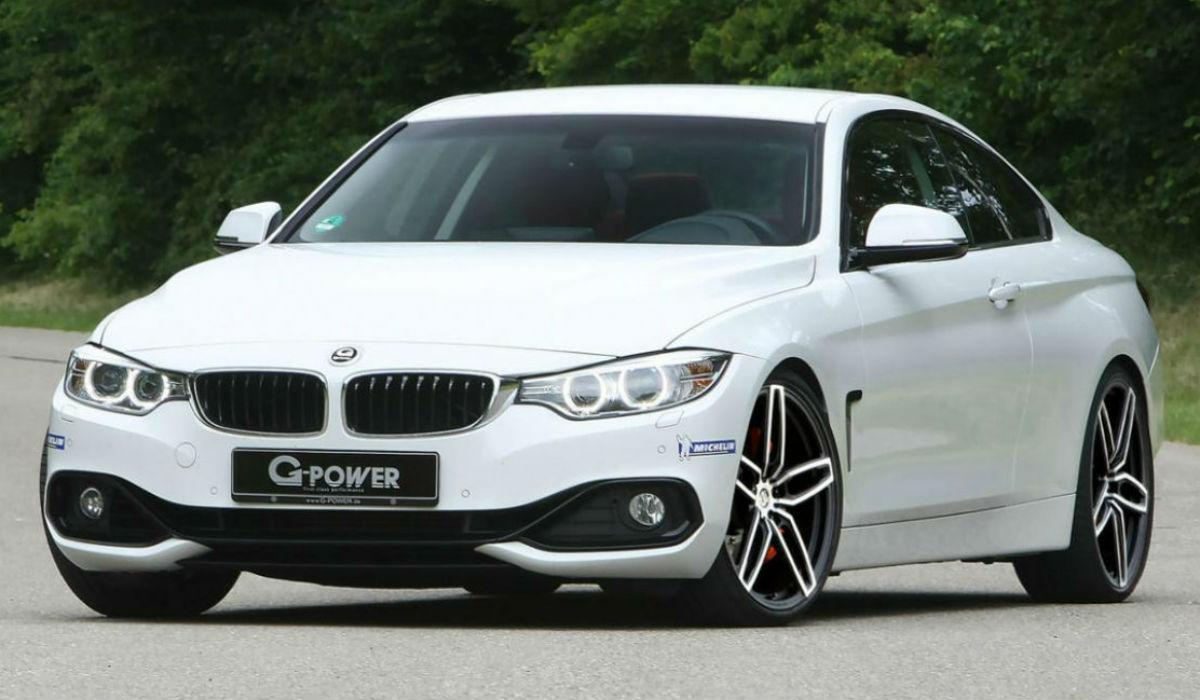 BMW Serie 4 G Power 1