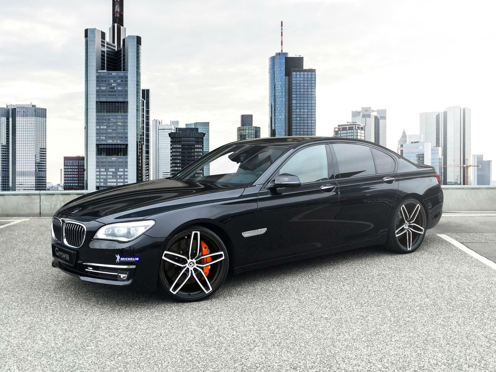 BMW Serie 7 G Power 1