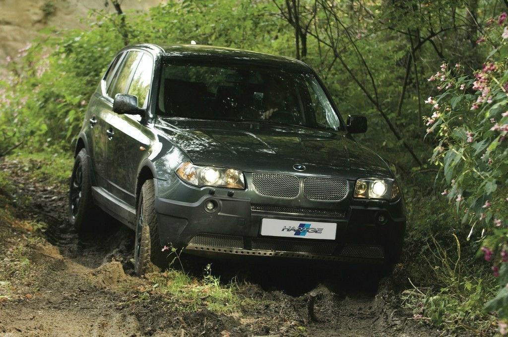 BMW X3 Hartge Hunter