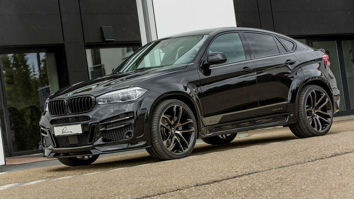 BMW X6 Lumma 1