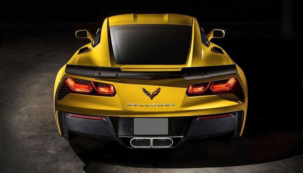 Chevrolet Corvette Callaway