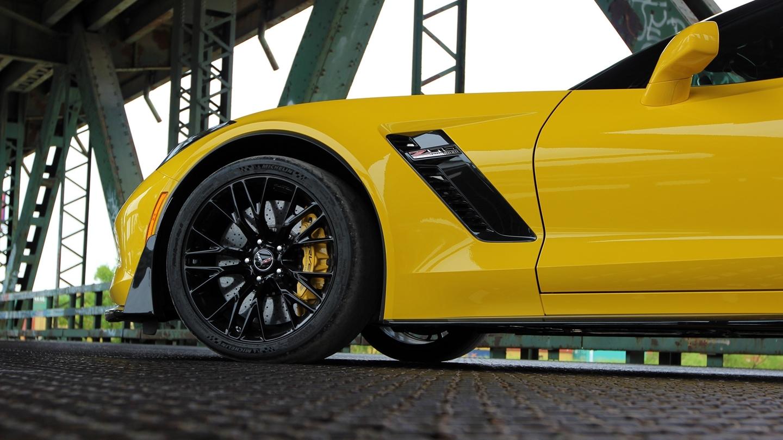 Chevrolet Corvette Procharger 2